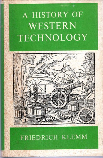 Image for A History of Western Technology