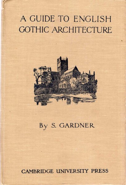 Image for A Guide to English Gothic Architecture