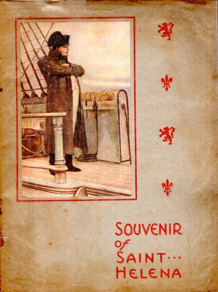 Image for Souvenir of St Helena