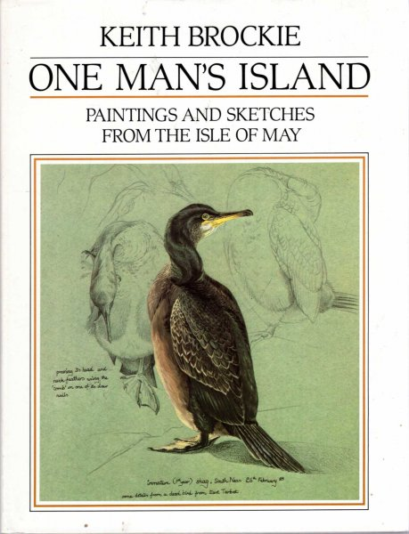 Image for One Man's Island : Paintings and Sketches from the Isle of May