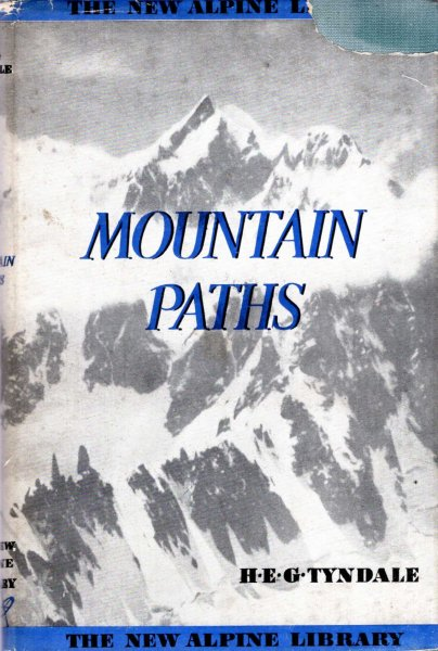 Image for The New Alpine Library : Mountain Paths