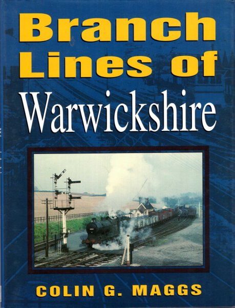Image for Branch Lines of Warwickshire