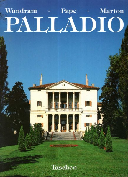 Image for Palladio  1508-1580 : Architect between the Renaissance and Baroque