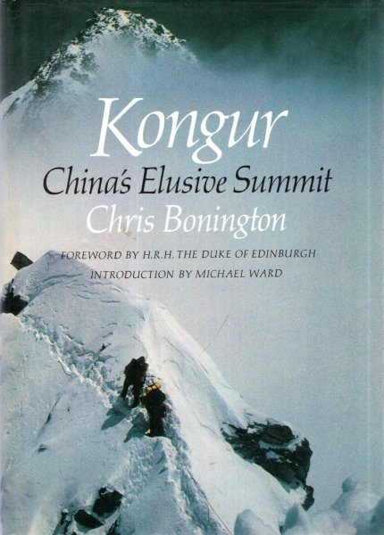 Image for Kongur : China's Elusive Summit
