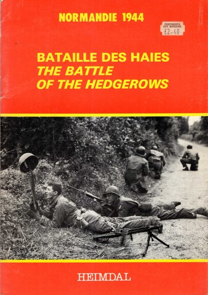 Image for Normandie 1944 : Bataille Des Haies - The Battle of the Hedgerows