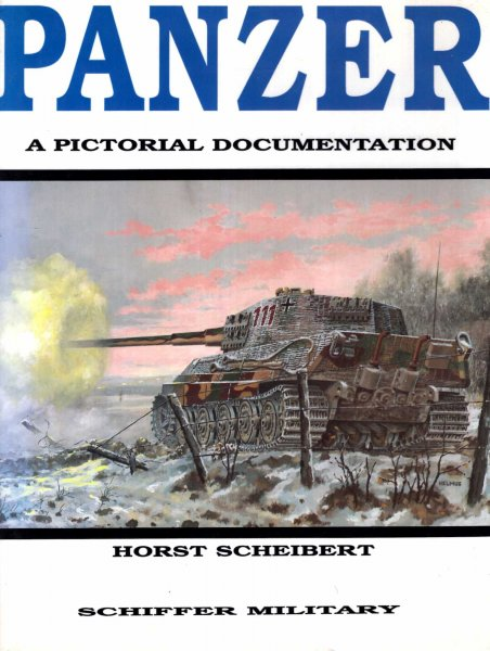 Image for Panzer : A Pictorial Documentation