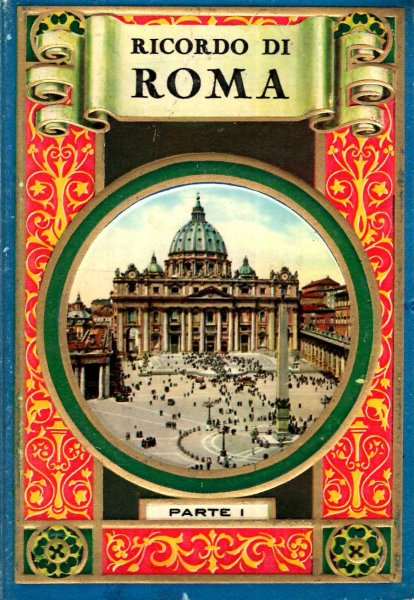 Image for Ricordi Di Roma Parte I