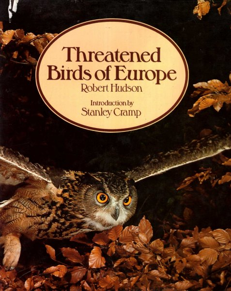 Image for Threatened Birds of Europe