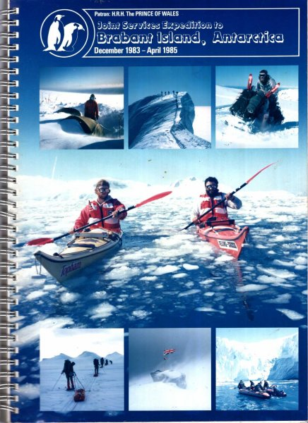 Image for Joint Services Expedition to Brabant Island, Antarctica, December 1983 - April 1985