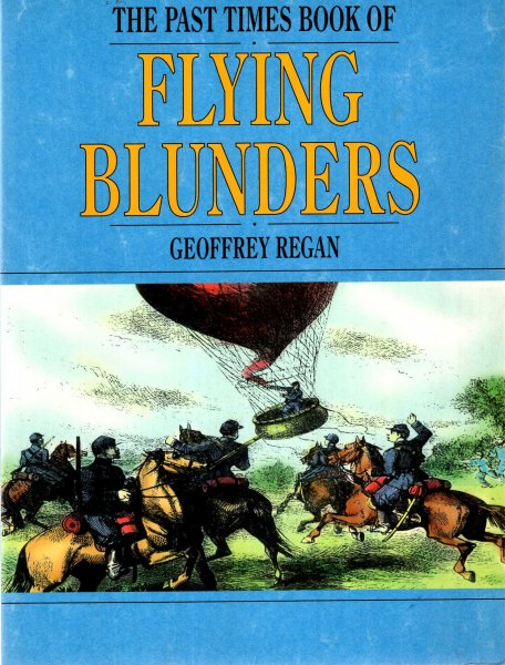 Image for The Past Times Book of Flying Blunders