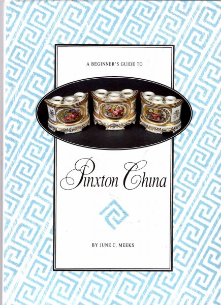 Image for A Beginner's Guide to Pinxton China