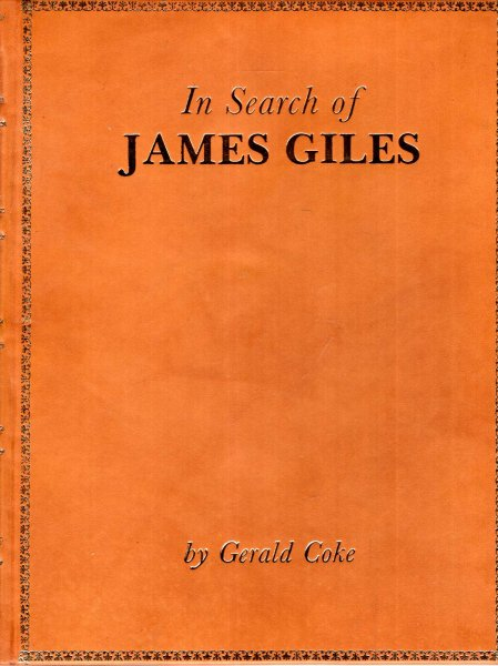 Image for In Search of James Giles (1718-1780)