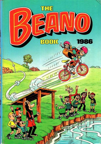 Image for The Beano Book 1986
