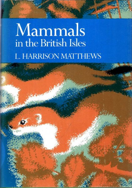 Image for The New Naturalist No. 68 : Mammals in the British Isles