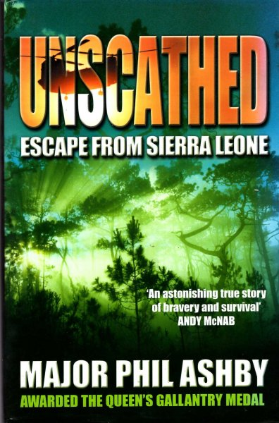 Image for Unscathed : Escape from Sierra Leone
