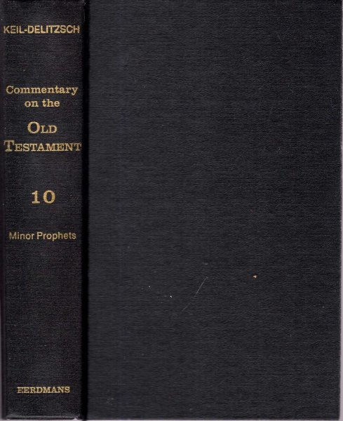 Image for Commentary on the Old Testament : volume X Minor Prophets