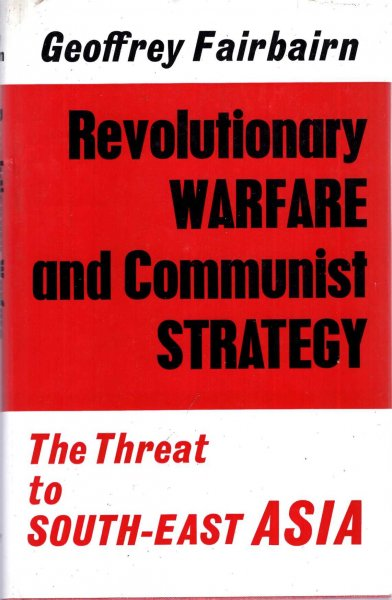 Image for Revolutionary Warfare and Communist Strategy : The Threat to South East Asia