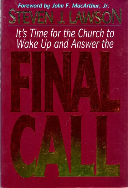 Image for Final Call - its time for the Church to wake and answer