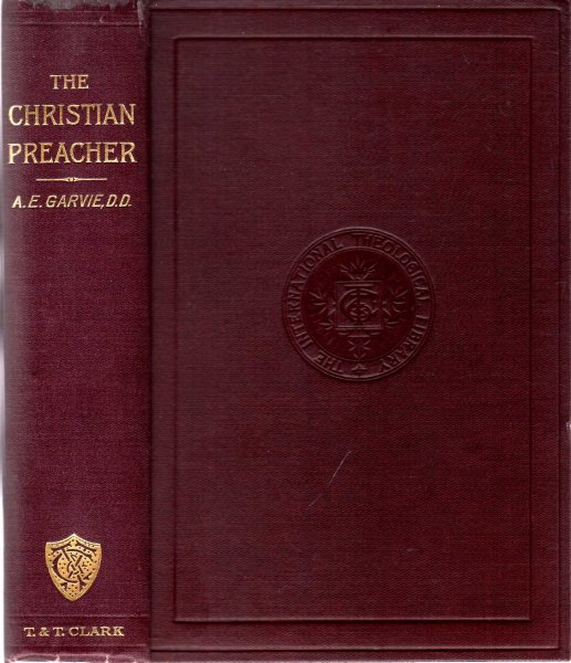 Image for The Christian Preacher