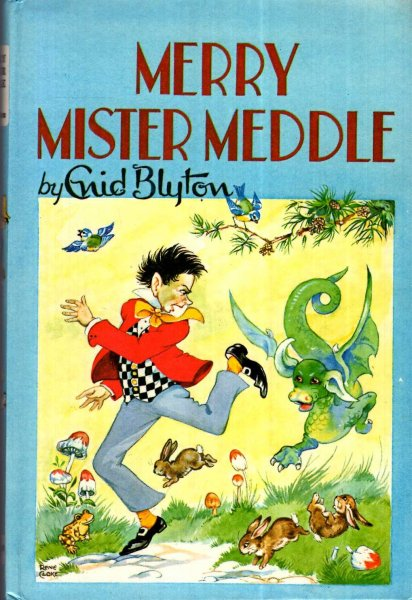 Image for Merry Mister Meddle