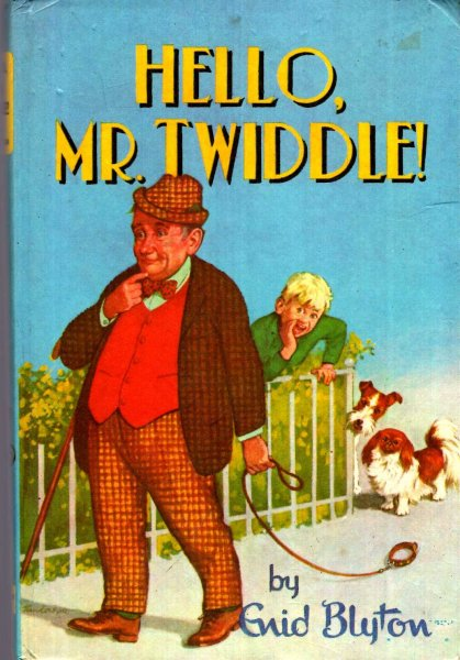 Image for Hello Mr Twiddle!