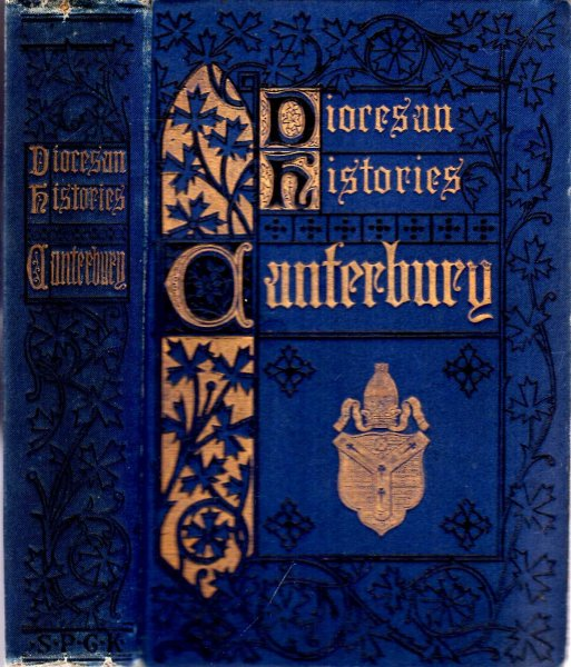 Image for Diocesan Histories : Canterbury