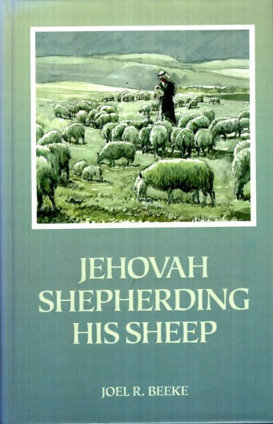 Image for Jehovah Shepherding His Sheep