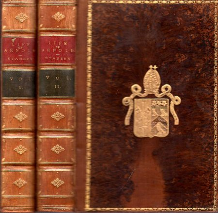 Image for The Life and Correspondence of Thomas Arnold (two volumes complete)