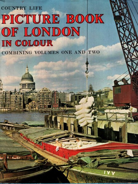 Image for Country Life Book of London volumes I & II combined