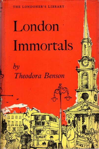 Image for London Immortals