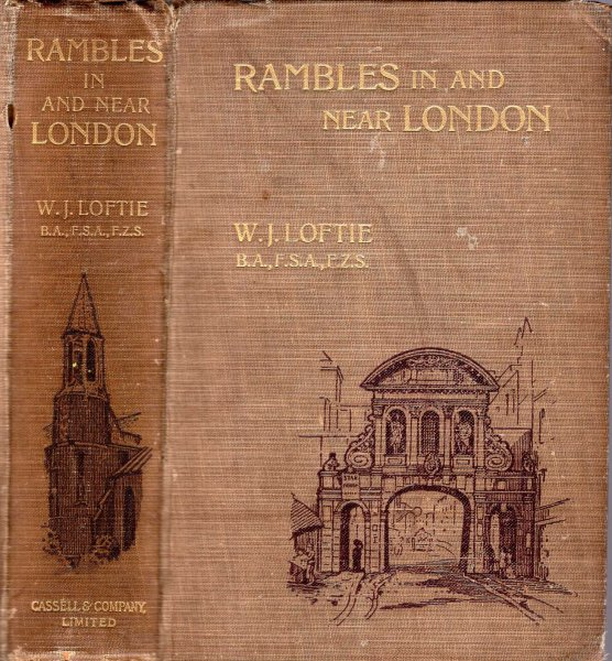 Image for Rambles In and Near London or, London Afternoons