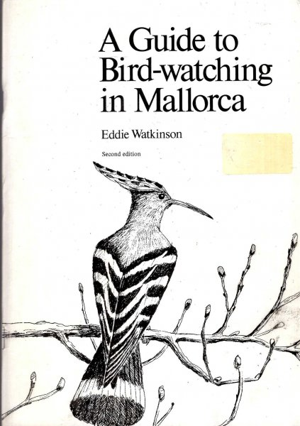 Image for A Guide to Bird-watching in Mallorca
