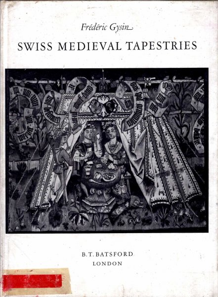 Image for Swiss Medieval Tapestries