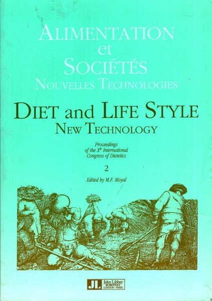 Image for Proceedings of the Xth International Congress of Dietetics  volume 2 : Diet and Life Style : New Technology (Alimentation et Societes Nouvelles Technologies)