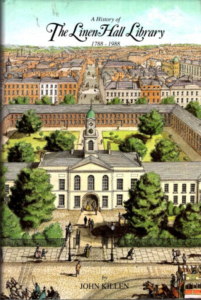 Image for A history of the Linen Hall Library, 1788-1988