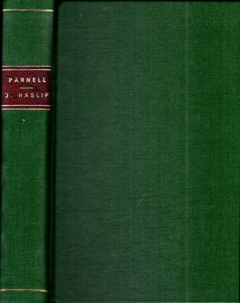 Image for Parnell, a biography