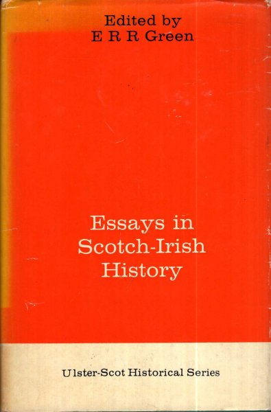 Image for Essays in Scotch-Irish History