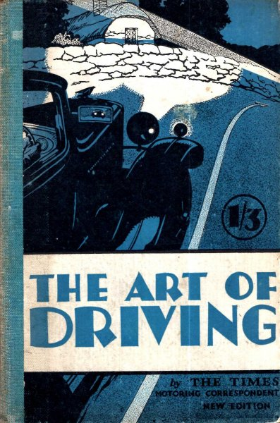 Image for The Art of Driving