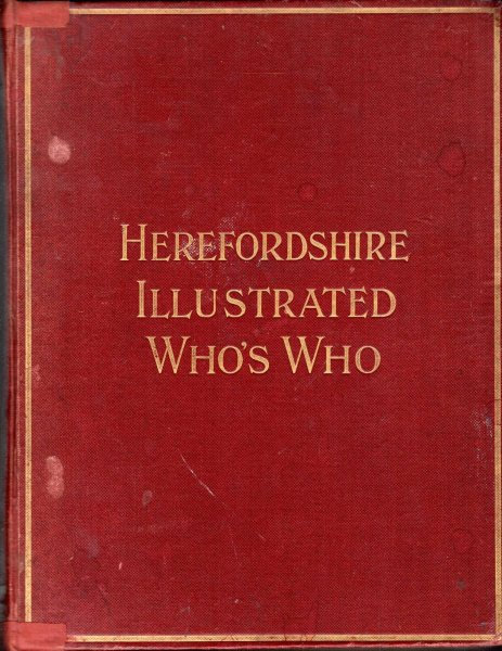 Image for Herefordshire Illustrated Who's Who