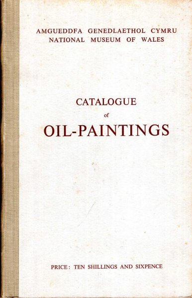 Image for Catalogue of Oil Paintings