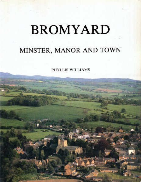 Image for Bromyard : Minster, Manor and Town