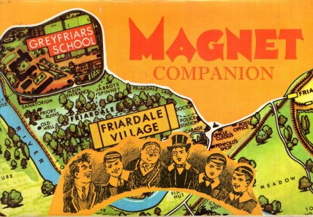 Image for The Magnet Companion: a collective biography, index and directory
