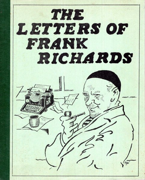 Image for The Letters of Frank Richards