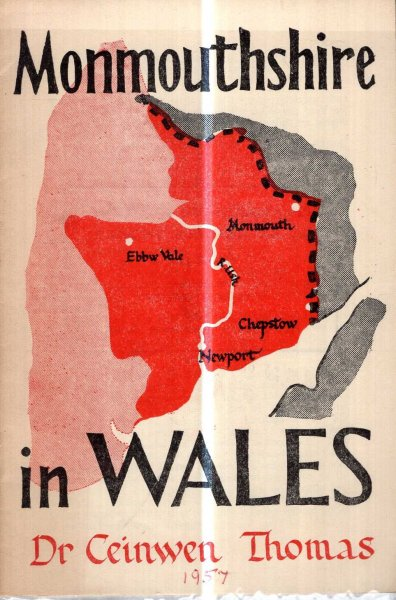 Image for Monmouthshire in Wales : The Facts. The Act of Union, 1536
