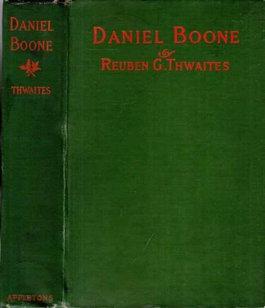 Image for Daniel Boone