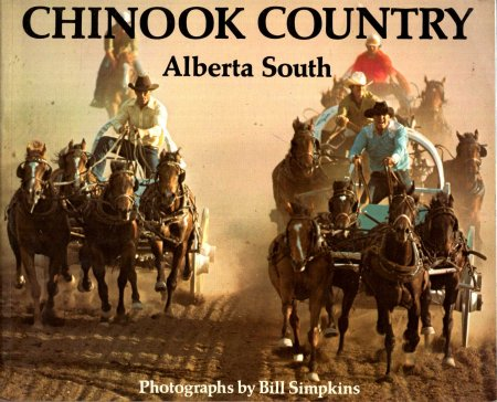 Image for Chinook Country : Alberta South