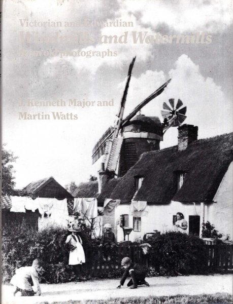 Image for Victorian and Edwardian Windmills from Old Photographs