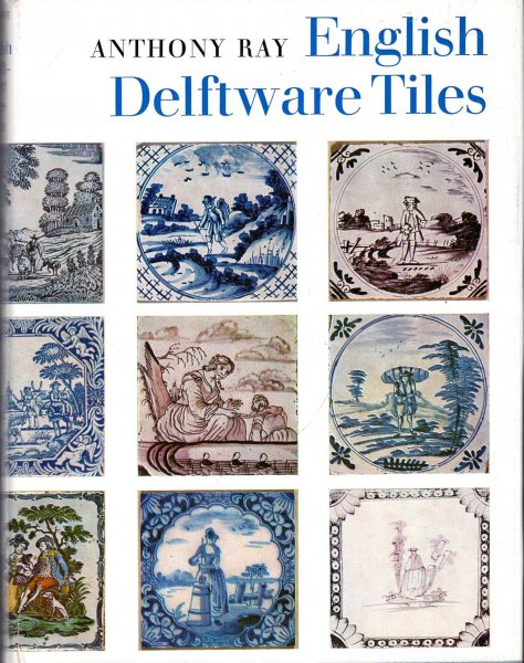 Image for English Delftware Tiles