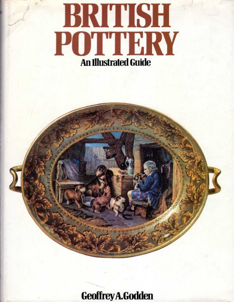 Image for British Pottery : An Illustrated Guide