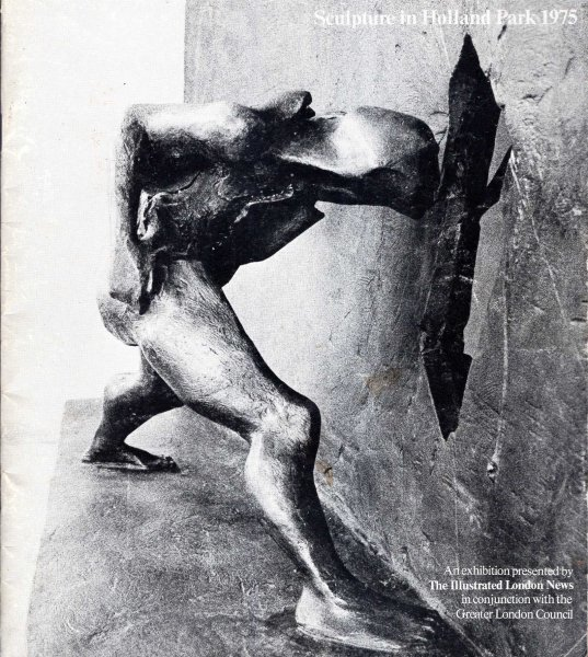 Image for Sculpture in Holland Park, May 22-July 9, 1975